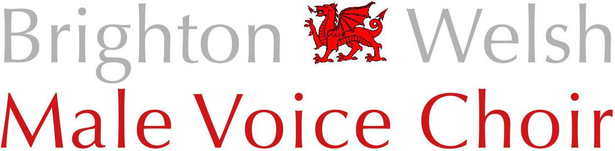Brighton Welsh Male Voice Choir logo
