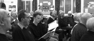 BWMVC in rehearsal