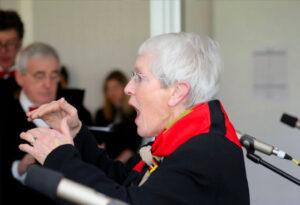 Iris choir musical director